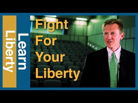 What Would It Take For You To Fight For Your Liberty? - Learn Liberty