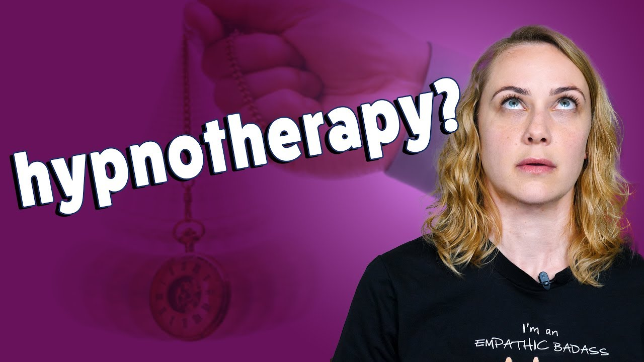 What is Hypnotherapy? Is it FAKE or REAL therapy? | Kati Morton
