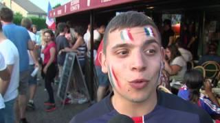 "Euro 2016 : coup de ""grizou"" pour les bleus"
