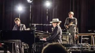 Bob Dylan - Oslo, April 4 (full audio and a few slides)