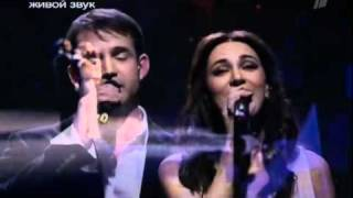 Зара & Дмитрий Певцов - Я тебя никогда не забуду