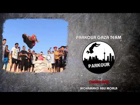 The Gaza Best Parkour and Freerunning 2016
