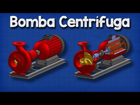 Principios Básicos de la Bomba Centrífuga