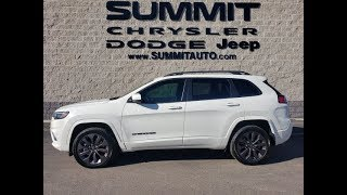 9J184A 2019 JEEP CHEROKEE HIGH ALTITUDE LIMITED NAV FOND DU LAC OSHKOSH WISCONSIN www.SUMMITAUTO.com