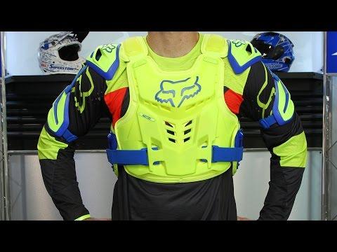 Fox Racing Raptor Roost Deflector | Motorcycle Superstore