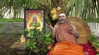 HH Sri Sankara Vijayendra Saraswathi Sankaracharya Swamigal Anugraha Bhashanam Vruksha Vandanam 2020