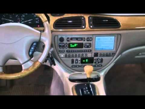 2001 Jaguar S Type 4.0L V8   YouTube