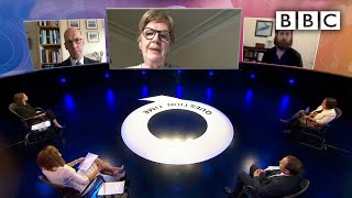Coronavirus: What went wrong in care homes and what do we do next? | Question Time - BBC