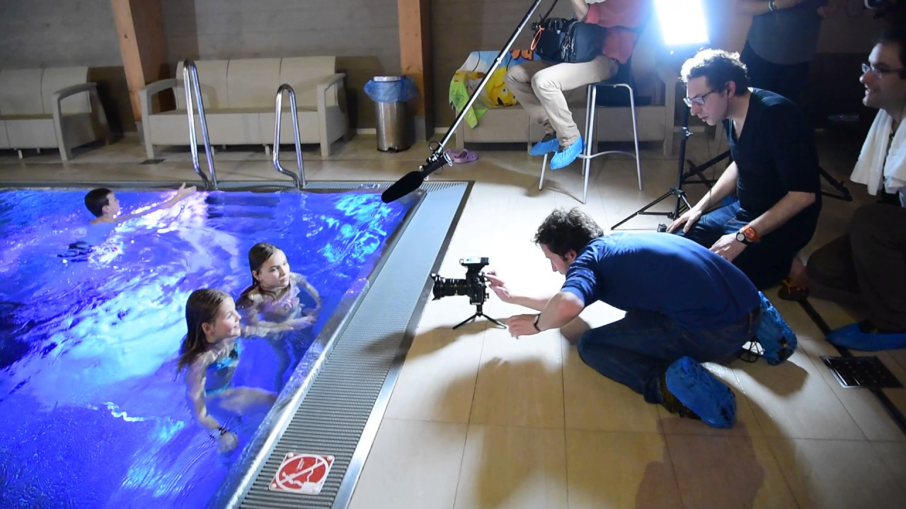 1de5be442 Francúzska televízia natáčala v Relax Aqua & Spa - YouTube