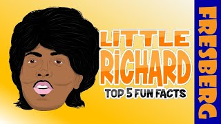 Fun Facts about Little Richard | Rock and Roll Pioneer: Black History for Students