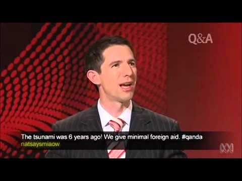 Q&A Lib Senator Simon Birmingham on Asylum Seekers & Live Cattle Export Ban