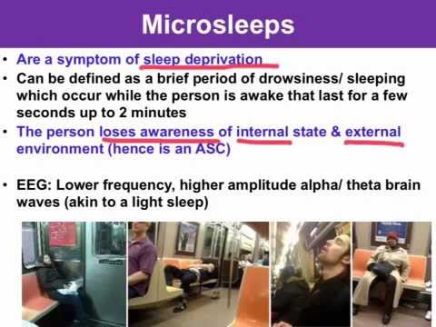 sleep deprivation podcast transcript Podcasts at cdc skip directly to  download this transcript (25kb) sleep disorders: not just phantoms of the night  welcome to this cdc podcast on sleep problems.