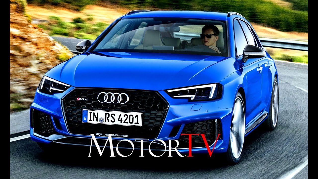 2018 audi rs4 avant. fine rs4 2018 audi rs4 avant 29 tfsi 450 hp l beauty shots driving scenes with audi rs4 avant