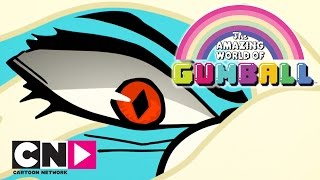 The Amazing World of Gumball | Anger Strikes | Cartoon Network