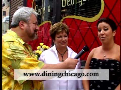 Gene_&_Georgetti's Dining Chicago With David Lissner