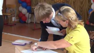 Вручение аттестатов 9 класс 17 школа Иркутск 21 06 16