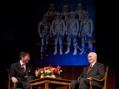 An Evening with John Glenn, 10/31/12.
