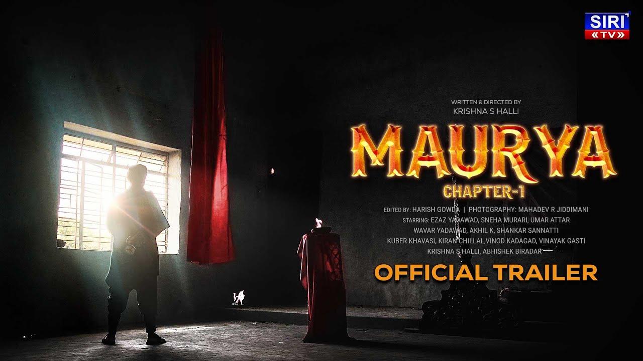 Download MAURYA   Official Trailer   Kannada Short Film 2021   Wavar Yadawad   Krishna S Halli   Ezaz Yadawad