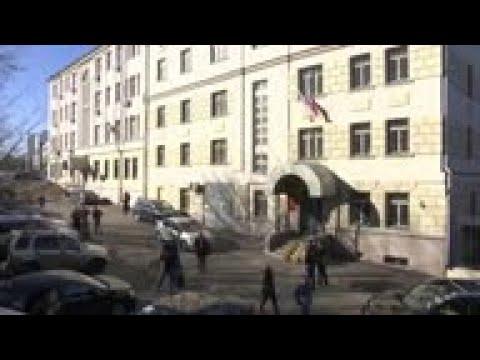 Russia extends detention of Ukrainian sailors