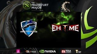 [ Dota2 ] Vega vs EHOME - The Frankfurt Major 2015 : Main Event - ARF
