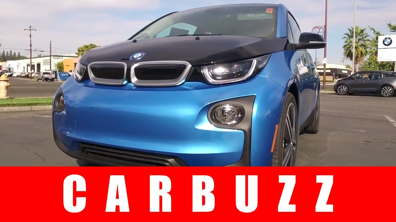2017 Bmw I3 Unboxing Review Is It Worth Instead Of A Chevrolet Volt You