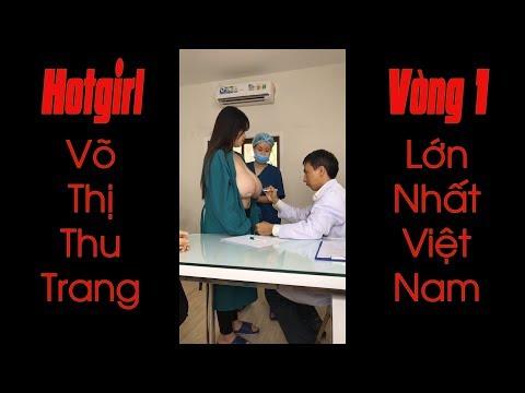 Võ Thị Thu Trang đi phẫu thuật giảm kích thước vòng 1