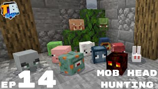 Mob Head Farming - Truly Bedrock Season 2 Minecraft SMP Episode 14