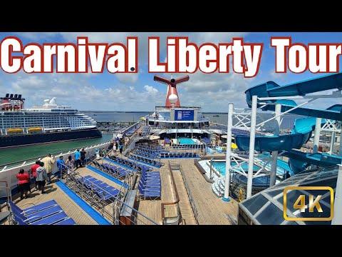 Carnival Liberty 2019 Tour
