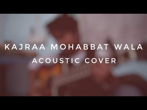 KAJRA  MOHABBAT WALA || GUITAR COVER BY ASHVIN TIRPUDAY