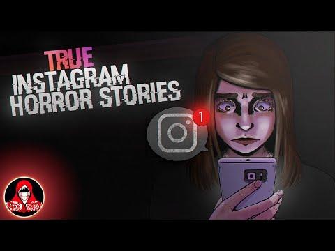 5 TRUE Creepy Instagram Stories