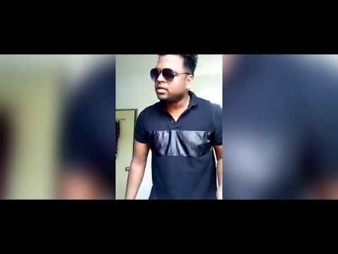 Singer Santesh || cover song|| setahun sudah berlalu