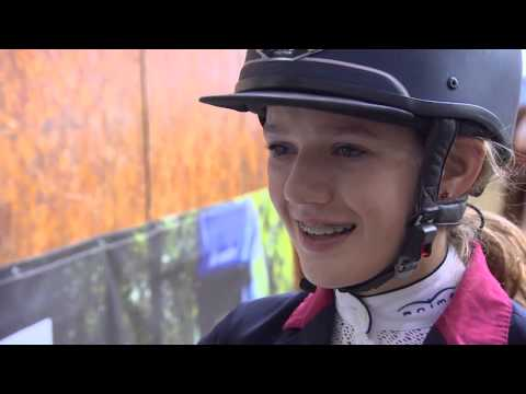 Showjumping -  Charlotte Ash SCOPE 2014