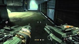 46 Wolfenstein The New Order Uber Walkthrough HD PS3 (National Anthem Revenge)