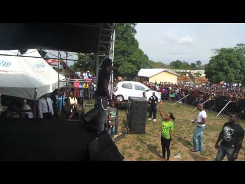 Terry G at Etisalat Campus Clique [Live Performance]