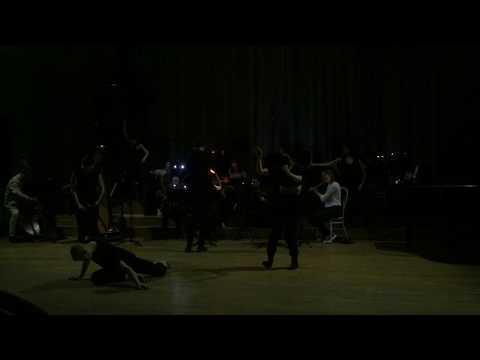Liliya Burdinskaya dance company. Diaghilev festival. Conductor Teodor Currentzis