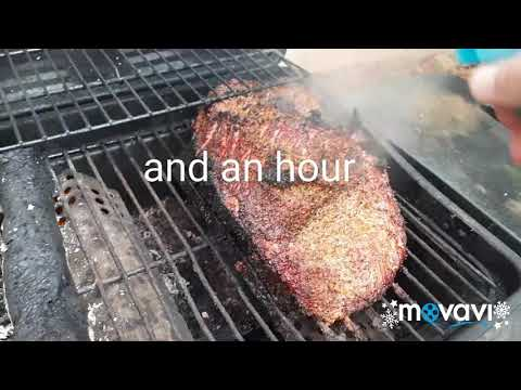 Smoking A Brisket On A Gas Grill? / Good Beef Brisket / Good Brisket Cook
