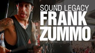 This summer we met with Sum 41 and Street Drum Corps drummer Frank ...