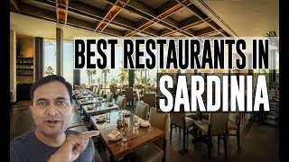 Best Restaurants and Places to Eat in Sardinia, Italy