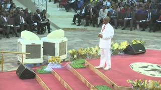 Encounter with Power through Prayer and Fasting - Bishop David Oyedepo