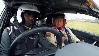 Idris Elba: No Limits: coaché par Jimmy Mac Rae