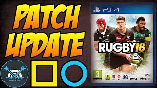 Video COULD THIS PATCH CHANGE YOUR MIND ABOUT RUGBY 18? (December Rugby 18 Patch Update 1.1 Information) download MP3, 3GP, MP4, WEBM, AVI, FLV Agustus 2018
