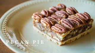 Pecan Pie (vegan) collab with SweetPotatoSoul ☆ ピーカンパイの作り方