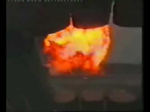 Kesselwagen Explosion