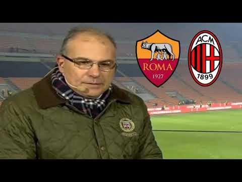 SUMA PEM PEM PUM PUM PIATEK POI FURIA CONTRO MARESCA - Roma Milan 1-1