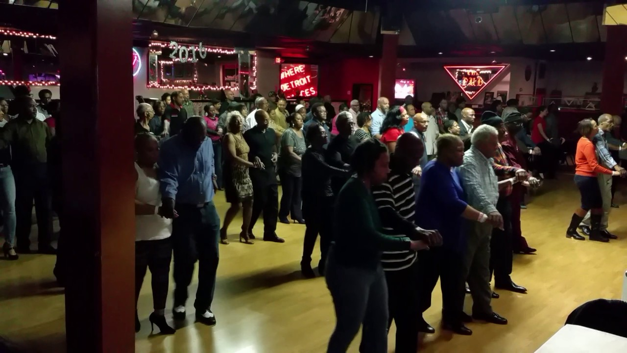 Mr Smooth S Basic Ballroom Dance Cl At Club Yesterday In Detroit