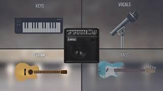 Laney AH150 Multi Instrument Amplifier | Audiohub
