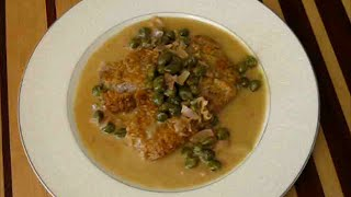 Real Veal Piccata Recipe S1 Ep52
