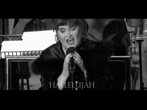 Susan Boyle - Hallelujah
