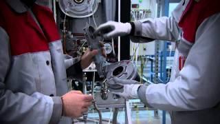 ТЕХНОЛОГИЯ.COM.UA - радиаторы отопления Fondital (видео обзор)(Видео обзор радиаторов отопления Fondital. Технологии и этапы производства., 2014-12-10T08:28:06.000Z)
