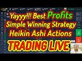 Wohooo!!! Crazy Profits Strategy  Simple Moving Averages MACD 100% Win Live Trading Binary Options